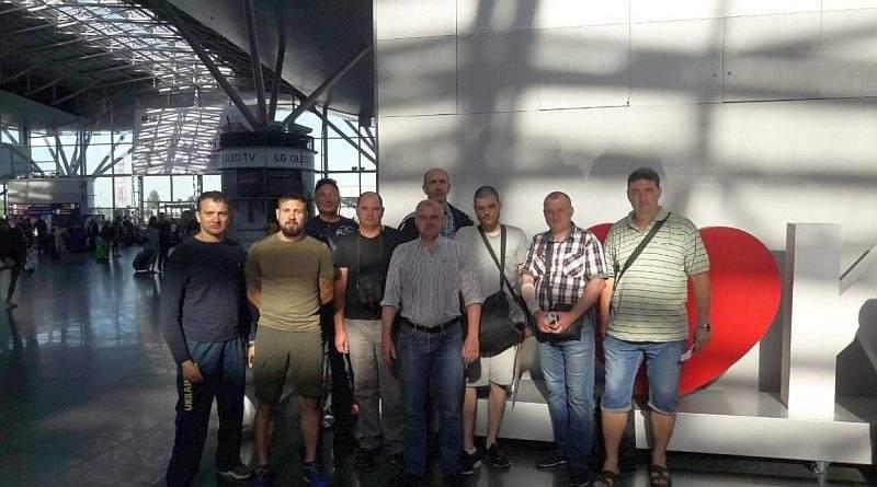 У Болгарії пройде двотижневу реабілітацію група травмованих учасників АТО