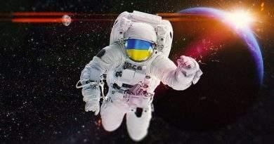 Космос будет или наш, или безлюдный (видео)