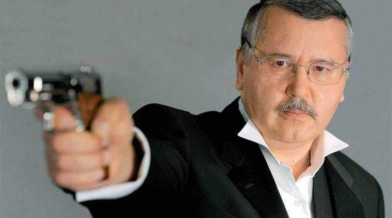 Гриценко идет на войну