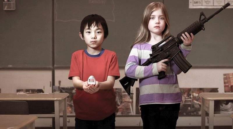 Быть или не быть свободной продаже оружия в воюющей стране