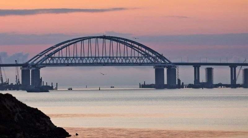 Щодо запровадження індивідуальних санкцій проти 6 осіб, причетних до незаконного будівництва Керченського мосту