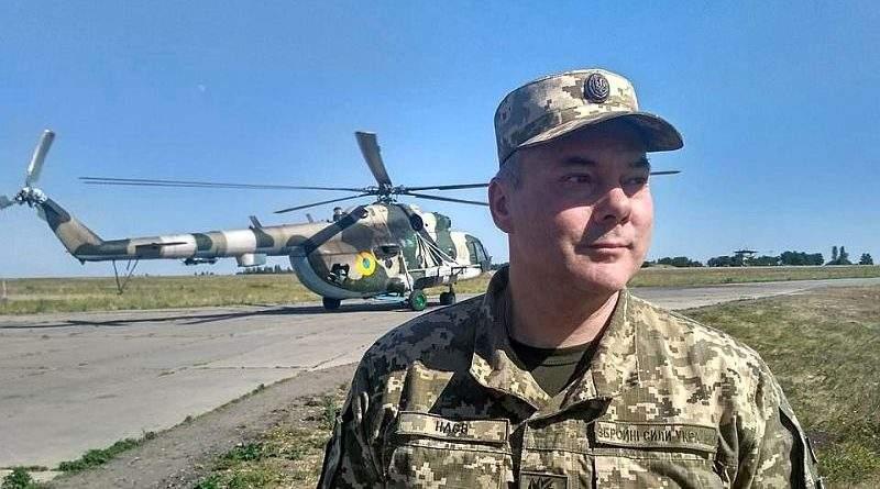 «Окупантам немає і не буде місця на нашій землі» – Командувач ОС Сергій Наєв (фото)
