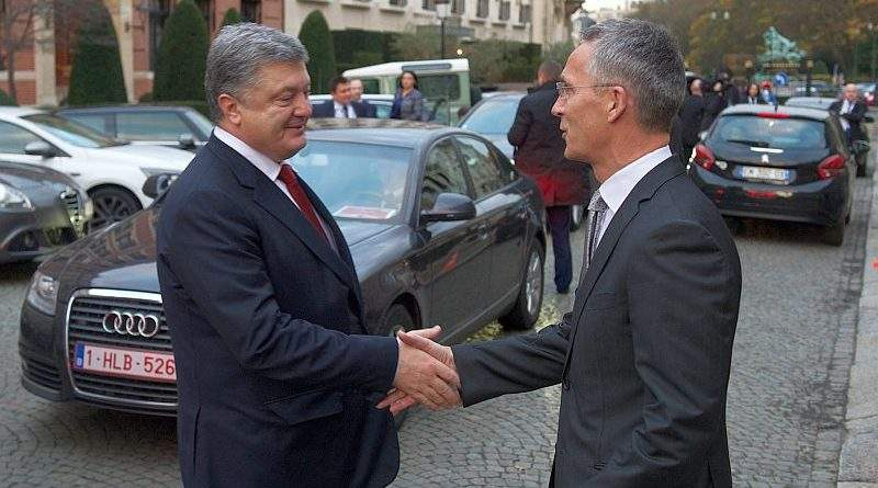 11-12 липня Президент України перебуватиме з візитом у Бельгії для участі у Саміті НАТО