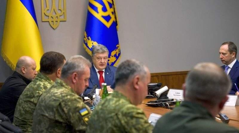 Президент підписав Закон «Про національну безпеку України» (фото, відео)
