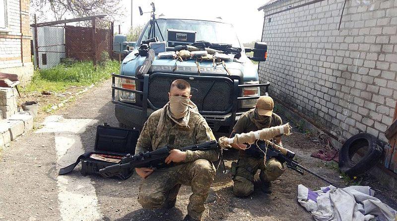 РФ перебросила на Донбасс крупнокалиберные снайперские винтовки и модернизированные противотанковые ракетные комплексы, - ГУР - Цензор.НЕТ 497