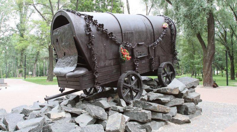 2 серпня у Бабиному Яру згадають про нацистський геноцид ромів