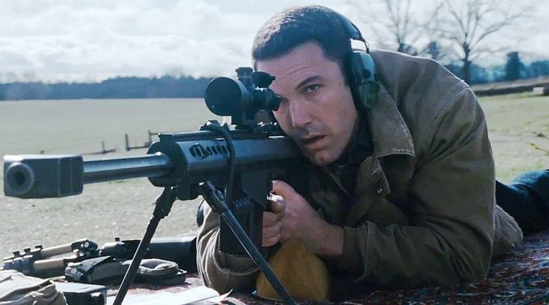 О снайперах в кино и наяву