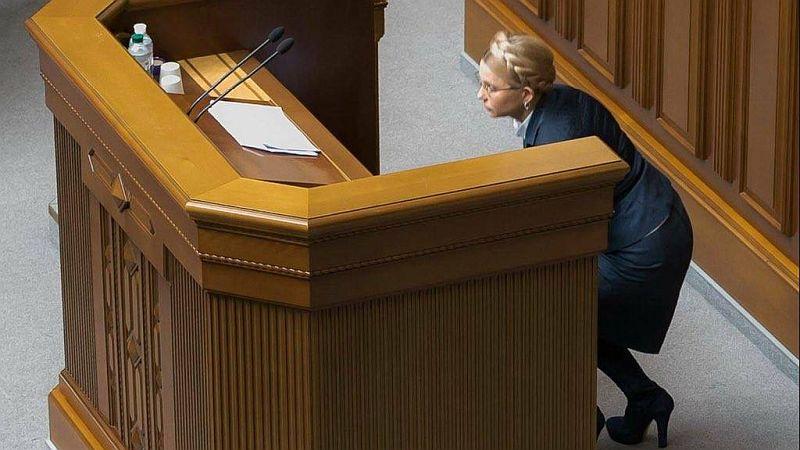 Три питання до Юлії Тимошенко