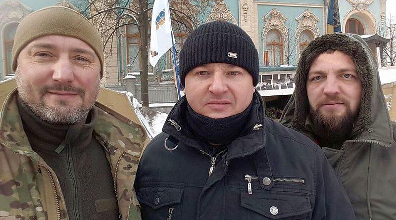 Собирательный образ украинского оппозиционера 2016-2018