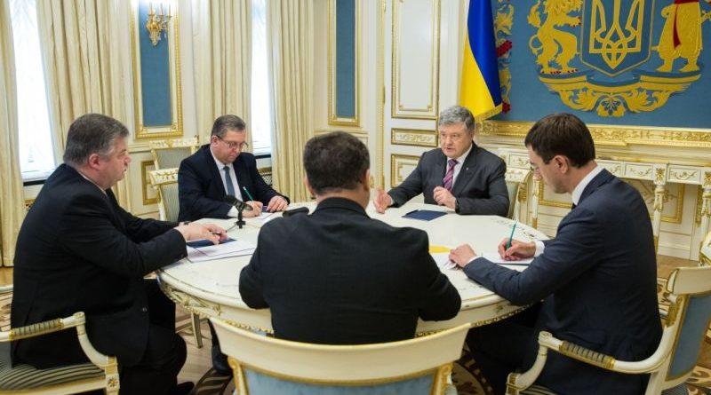 Президент проти скорочення відділень «Укрпошти» в селах та припинення поштових послуг із виплати пенсій