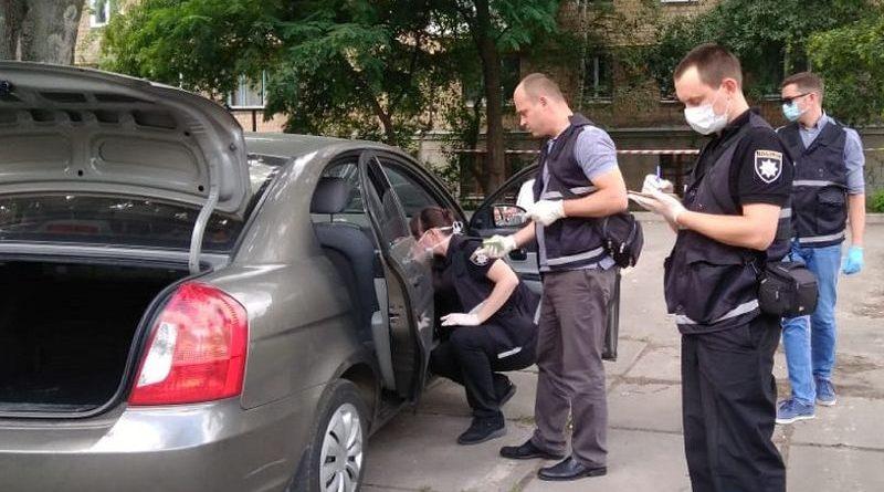 Поліція затримала підозрюваного у вбивстві поліцейського (відео)