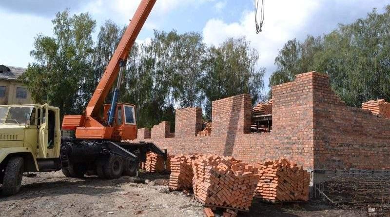 На Хмельниччині збудують 13 гуртожитків для військовослужбовців ЗСУ (фото)