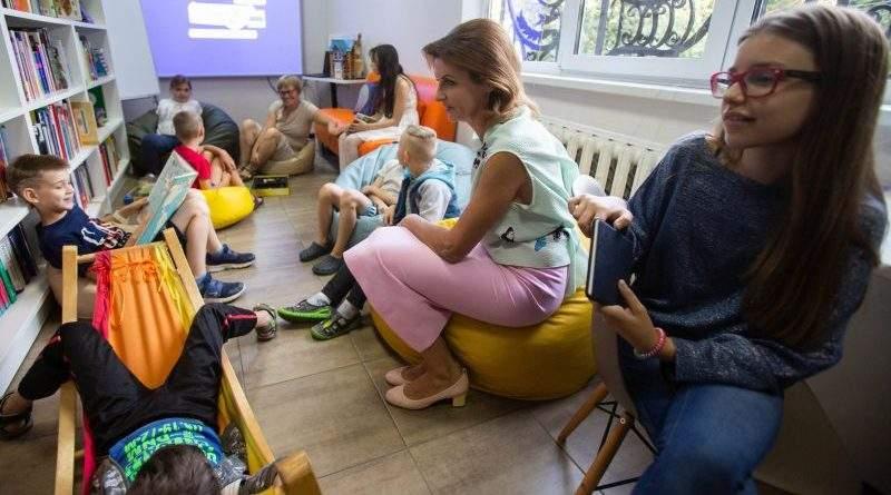 Марина Порошенко нагородила переможців «Книжкових ігор-2018» (фото)