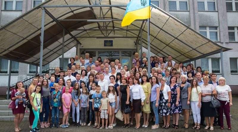 Робоча поїздка Марини Порошенко на Львівщину (фото)