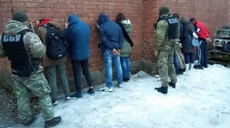 Завершене досудове розслідування у справі організованої злочинної групи «White Lions»