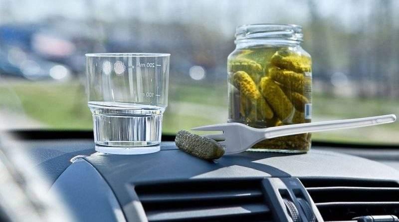 41 тис грн штрафу та позбавлення права керування усіма видами транспорту на 10 років - за водіння авто у нетверезому стані