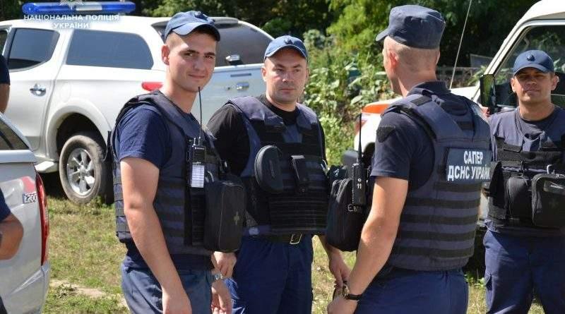 У районі проведення ООС завершено дводенні антитерористичні навчання (фото)