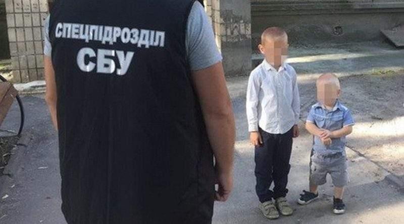 У Хмельницькому СБУ попередили продаж малолітніх дітей (фото)