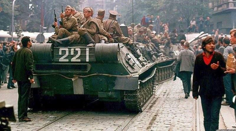 Московський окупант колись і зараз - це той самий окупант