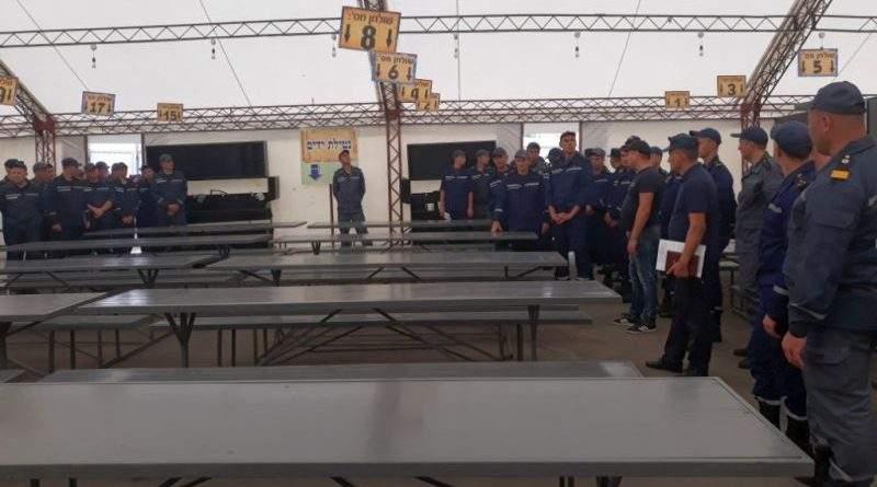 Рятувальники та прикордонники готуються зустрічати хасидів-паломників (фото, відео)