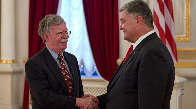 Президент України провів зустріч з Радником Президента США з питань нацбезпеки (фото)