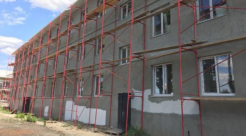 До кінця цього року завершиться будівництво сучасної військової бази для Морської піхоти України