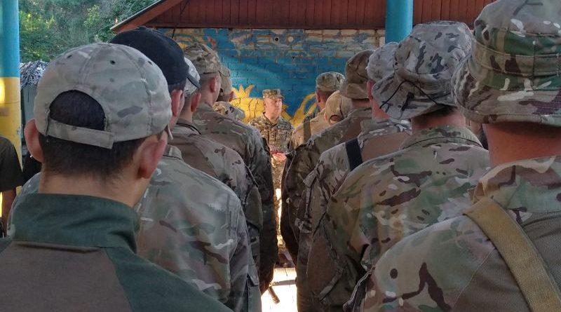 В районі виконання завдань операції Об'єднаних сил працювала мобільна робоча група Міноборони (фото)