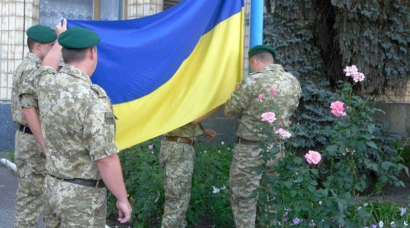 На Луганщині затримано зловмисника, який зірвав Державний Прапор України з будівлі прокуратури