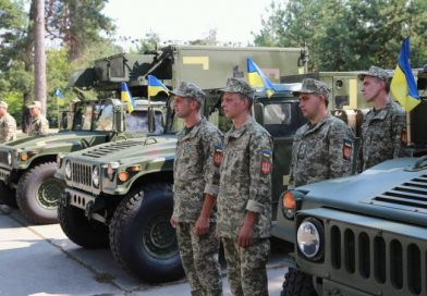 США передали Україні два контрбатарейних радари (фото, відео, блог)