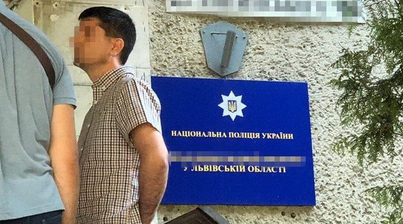 У Львові СБУ затримала на хабарі підполковника поліції (фото)