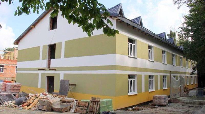Триває розбудова інфраструктури ЗСУ у Старичах Львівської області (фото)