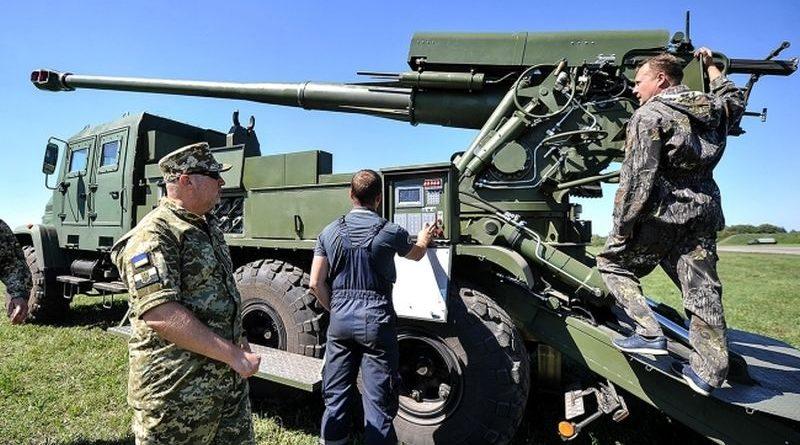 «Україна має нову потужну зброю» – Олександр Турчинов (фото, відео)