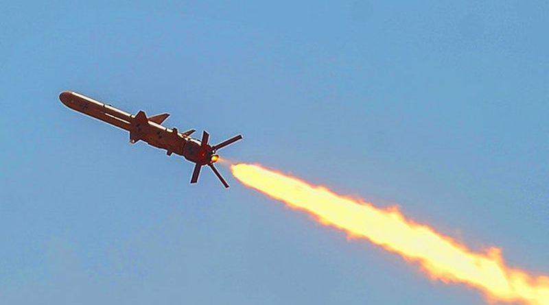 Відбувся черговий етап випробувань української крилатої ракети (фото, відео)