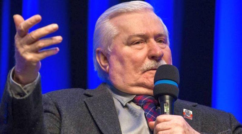 Лех Валенса виступив із заявою щодо справи українського кінорежисера Олега Сенцова