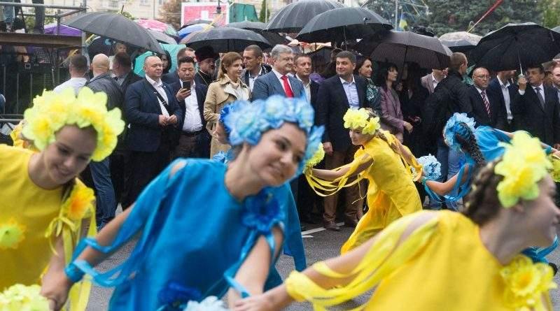Робоча поїздка Президента до Житомира та Вінниці (фото, відео)