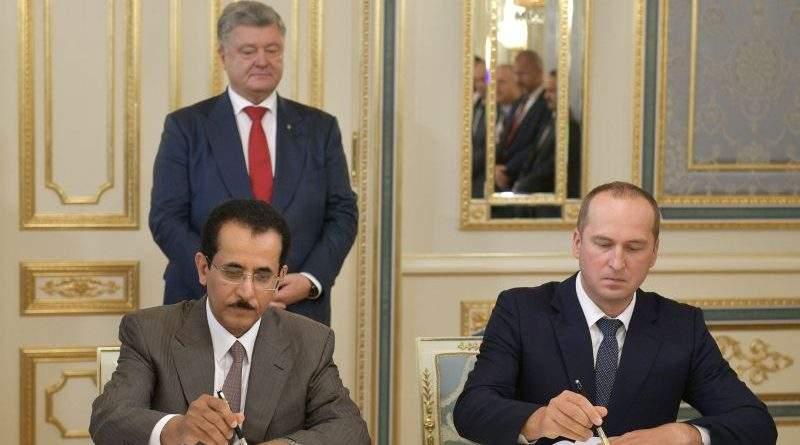 Підписано найбільший контракт в сільськогосподарському секторі за всю історію незалежної України (фото, відео)