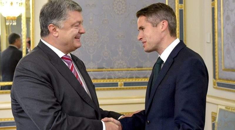 Президент України прийняв Державного секретаря з питань оборони Великої Британії (фото)