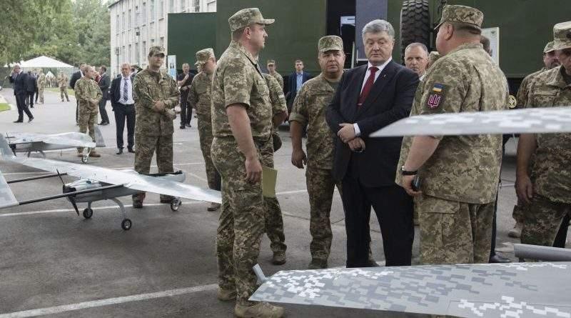 Президент привітав військових Головного управління розвідки МО України з 26-ю річницею створення (фото, відео)