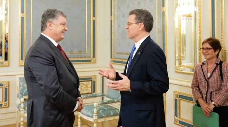 Президент зустрівся з Послом США з особливих доручень з питань міжнародної релігійної свободи