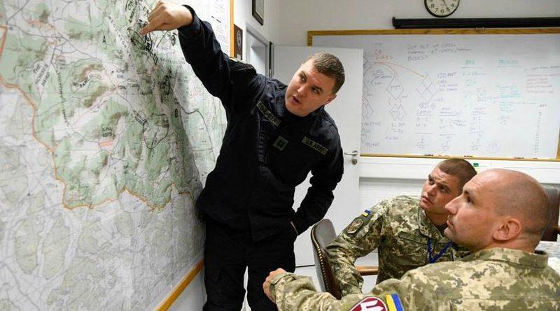 Українські десантники в Німеччині готуються до активної фази навчання «Saber Junction-2018» (фото, блог)