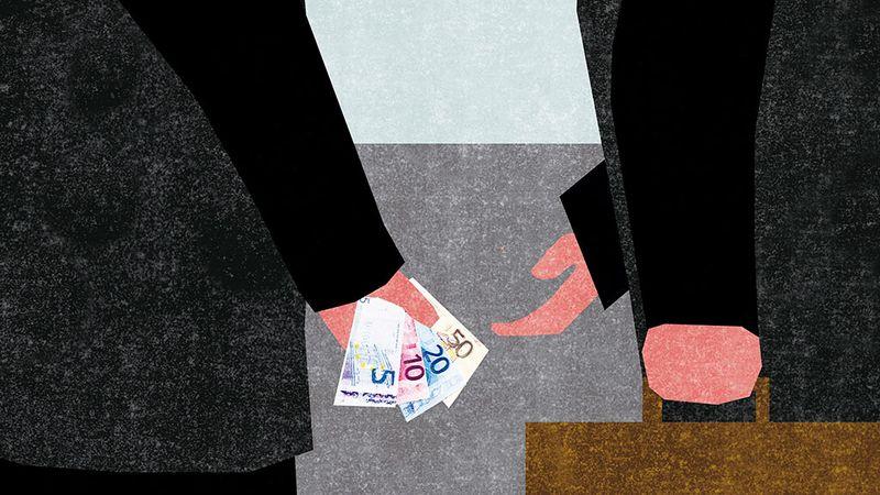 У антикорупціонерів день не задався