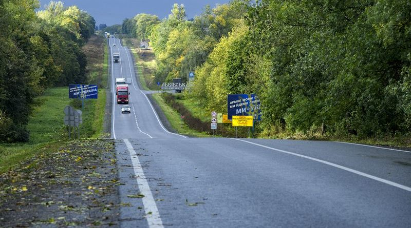 Львів і Тернопіль з'єднані новою дорогою – такі шляхи будуть до всіх обласних центрів (фото)