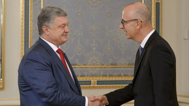 Президент зустрівся з головним виконавчим директором IKEA у Південно-Східній Європі (фото, відео)