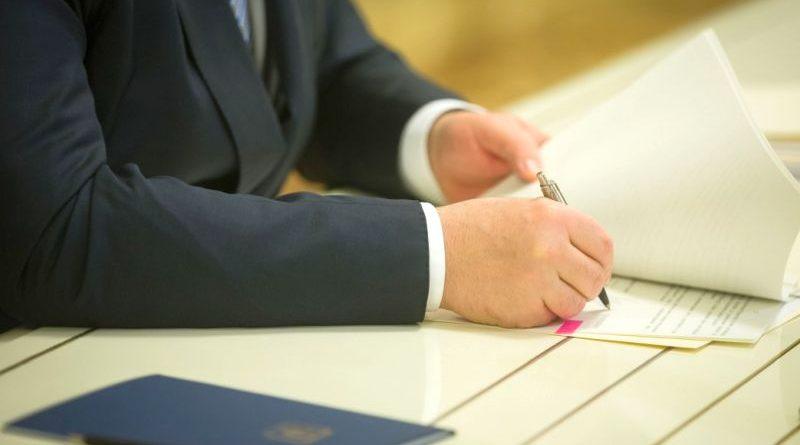 Президент підписав Закон щодо запровадження «єдиного вікна» при переміщенні товарів через митний кордон України