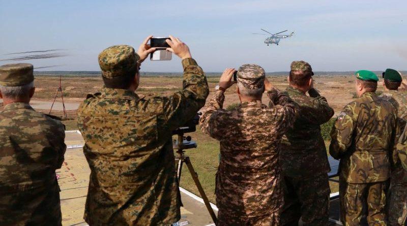 Танкісти Корпусу резерву провели тактичні навчання з бойовою стрільбою (фото, відео)