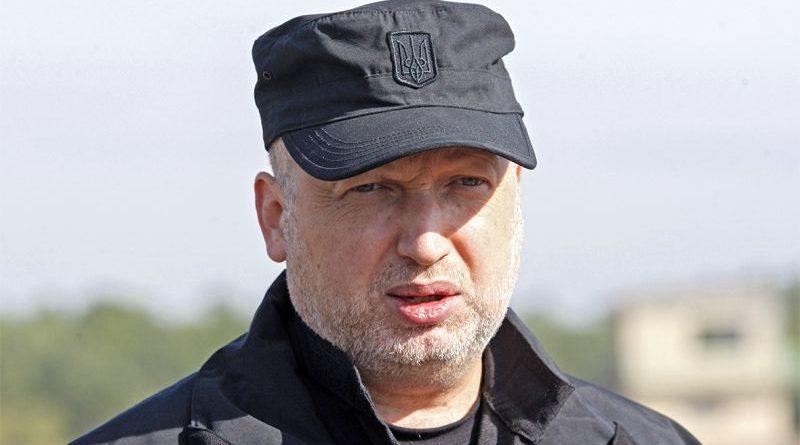 Секретар РНБО України Олександр Турчинов щодо знищення Захарченка