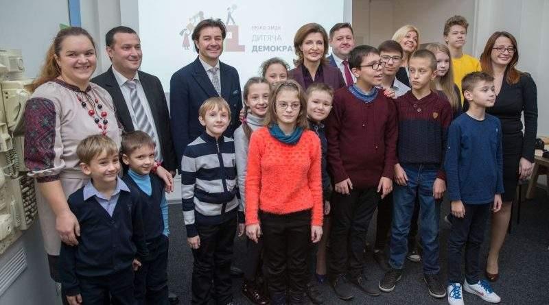 Марина Порошенко відвідала фестиваль сучасної культури «Жовтень у Жовтні» у Житомирі (фото)