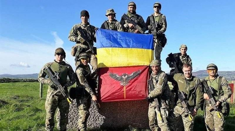 Українські десантники завоювали срібло на змаганнях «Кембрійський патруль» у Великій Британії (фото)