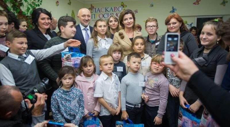 Полтавська область долучилася до проекту Марини Порошенко з розвитку інклюзивної освіти (фото)