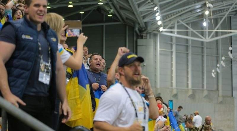 Степан Полторак завітав до національної збірної України «Ігр Нескорених» (фото, відео)